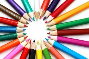 Les couleurs : c'est loin d'être un jeu d'enfant.