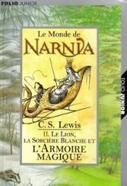 Le-Lion-La-Sorciere-Blanche-Et-L-armoire-Magique-Le-Monde-Narnia-2-Livre-856070682_ML