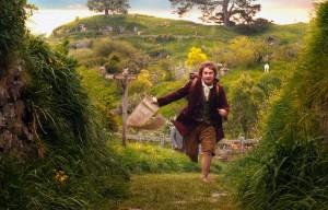 Ne faites pas comme Bilbo : vérifiez que vous avez votre mouchoir avant de vous lancer dans une traduction. © TimeWarner